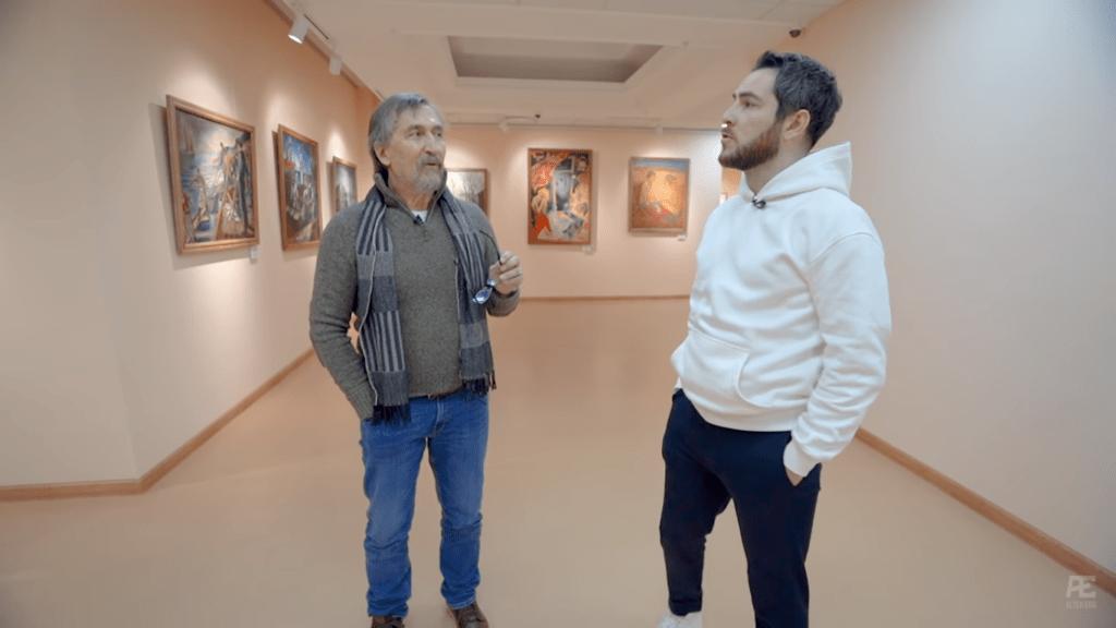 Ouzbékistan Noukous Musée Igor Savitsky Tigran Mkrtytchev Kirill Altman