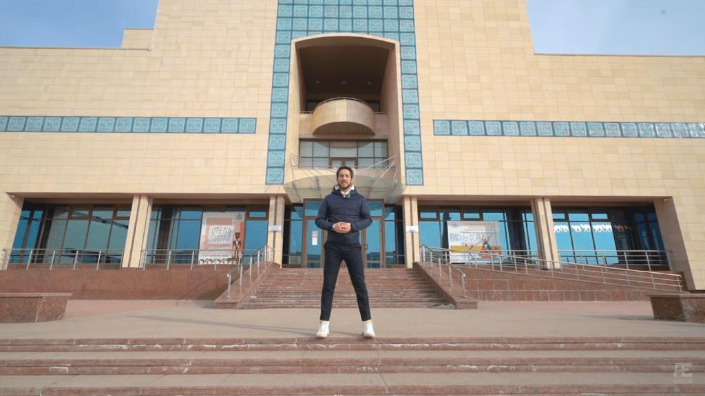 Ouzbékistan Noukous Musée Igor Savitsky Kirill Altman