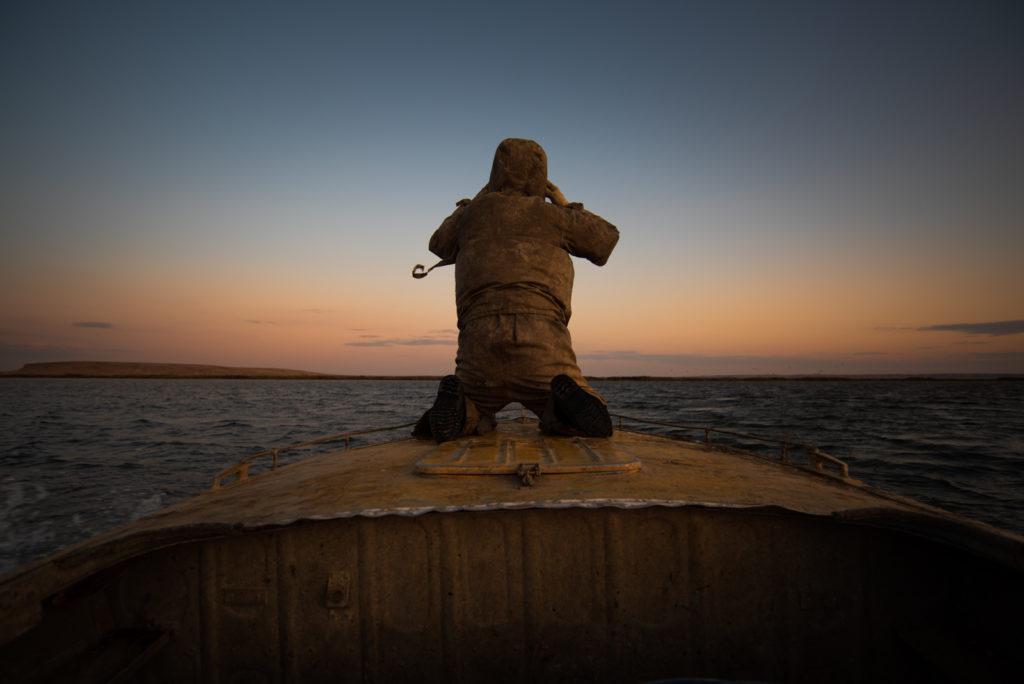 Aralsk mer d'Aral Kazakhstan Environnement Disparition Tastubek Pêcheurs
