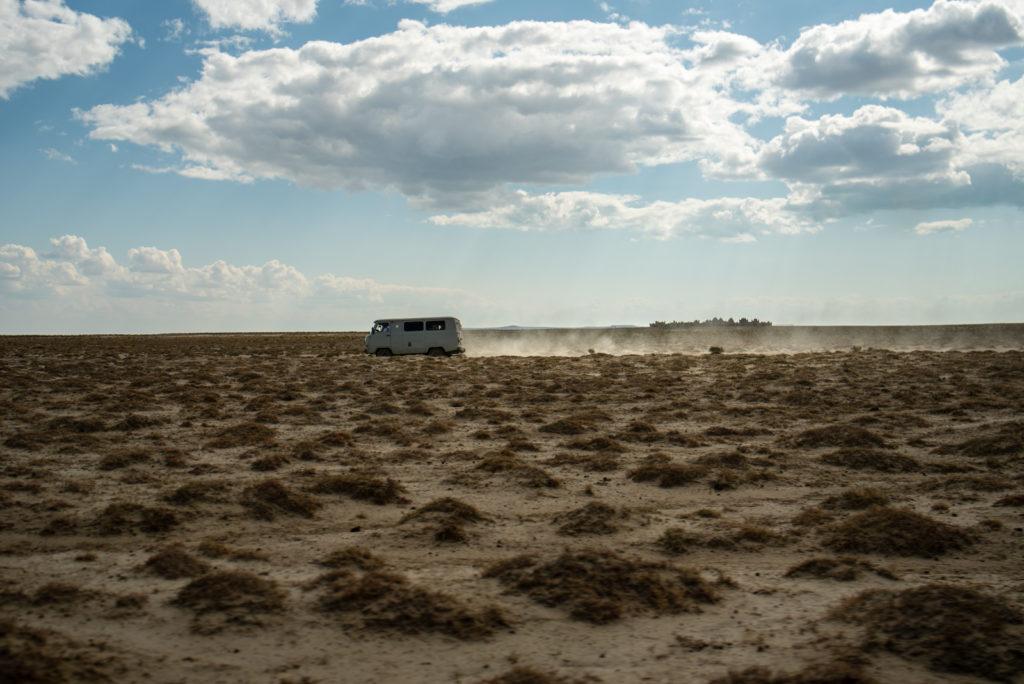 Aralsk mer d'Aral Kazakhstan Environnement Disparition Tastubek
