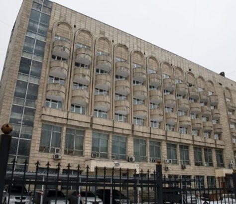 hôtel Otrar Almaty Kazakhstan Tourisme