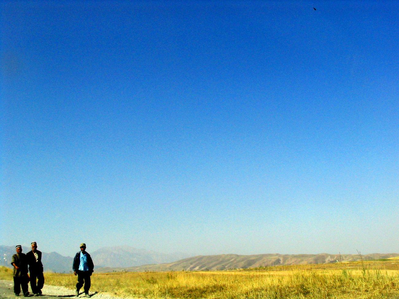 Kirghizstan Tadjikistan Diplomatie Relations bilatérales