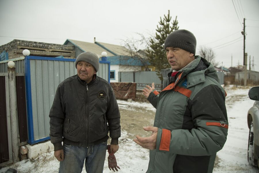 Kazakhstan Aksou Or Environnement Société Alexandre Sizov Ierken Abdrakhmanov
