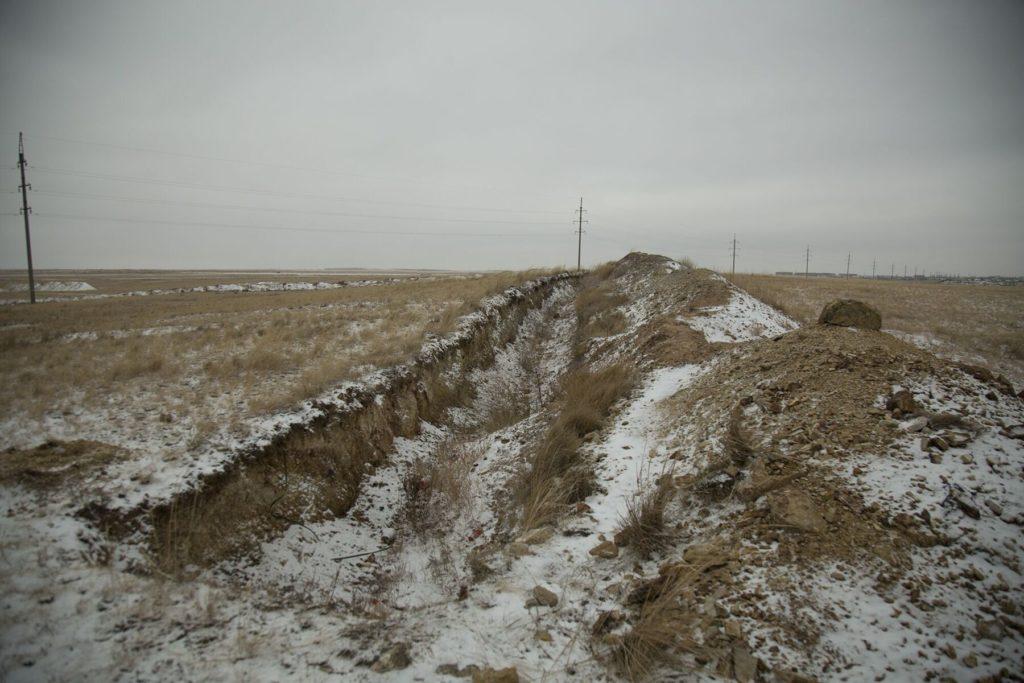 Kazakhstan Aksou Or Environnement Société
