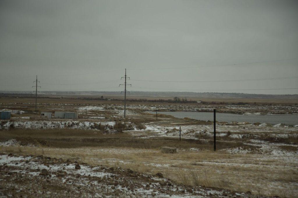 Kazakhstan Aksou Or Environnement Société Rivière