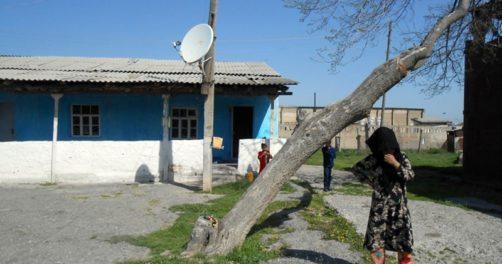Tadjikistan Houlbouk Village Maison Société Asia Plus
