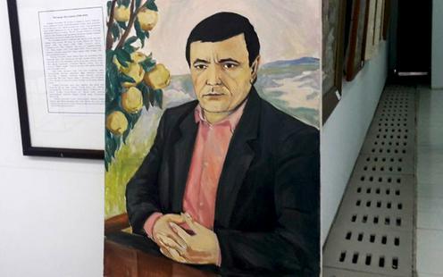 Ouzbékistan Poésie Davron Radjab Portrait Matnazar Abdoulkhakim