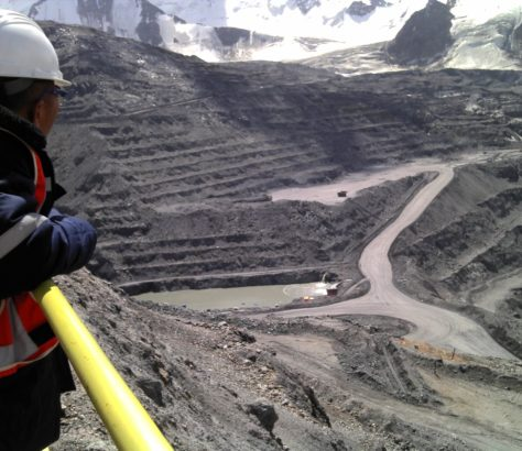 Koumtor Kirghizstan Centerra Gold Politique