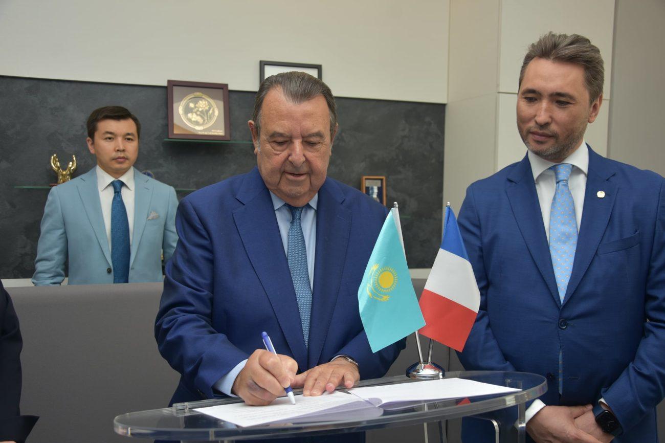 Vatel Kazakhstan Accord Jean Galiev Alain Sebban