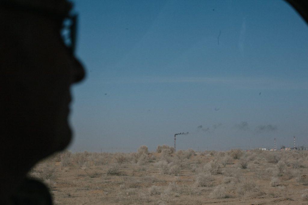 Ouzbékistan Karakalpakistan Mouïnak Mer d'Aral