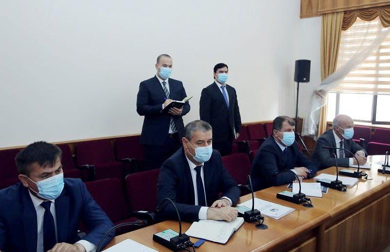 Tadjikistan Coronavirus Covid-19 Santé Douchanbé