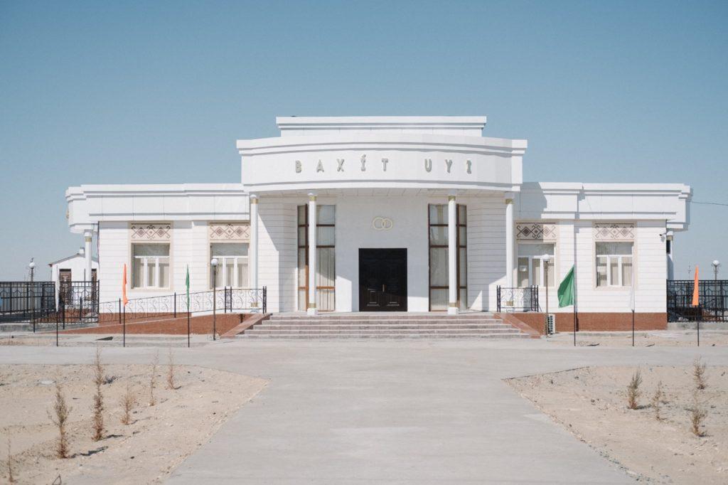 Ouzbékistan Karakalpakistan Moynak Mer d'Aral