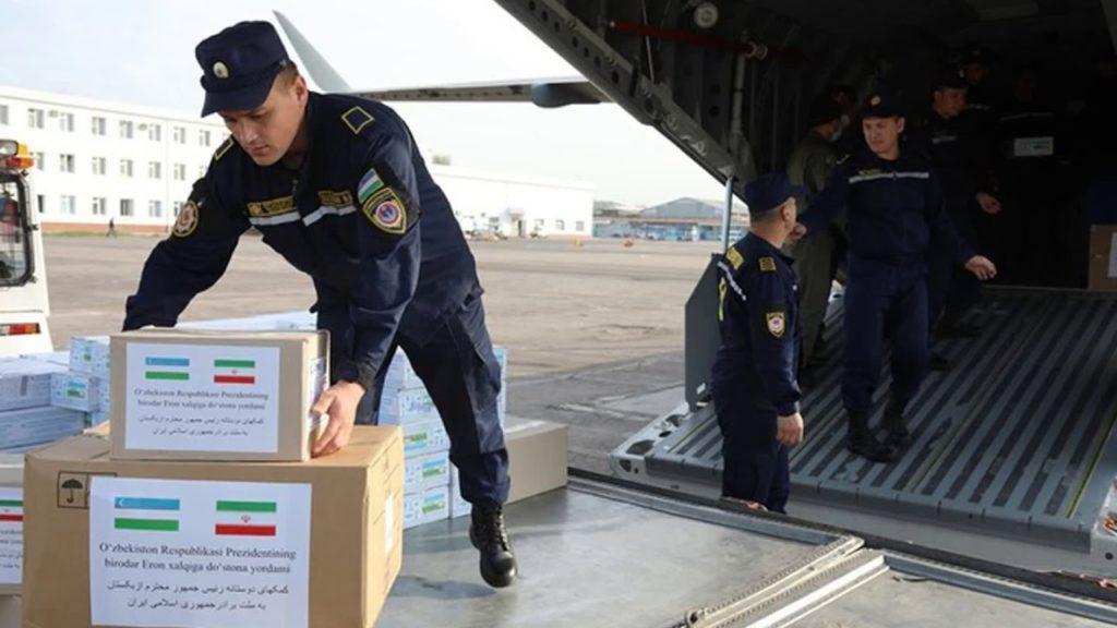 Ouzbékistan Politique Covid-19 Iran