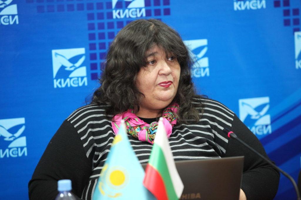 Etat islamique Asie centrale Radicalisation Femmes Tatiana Dronzina
