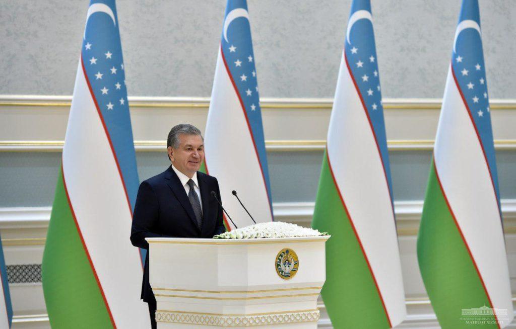 Ouzbékistan Liberté religieuse Chavkat Mirzioiev