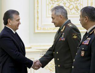 Ouzbékistan Politique Russie Chavkat Mirzioïev