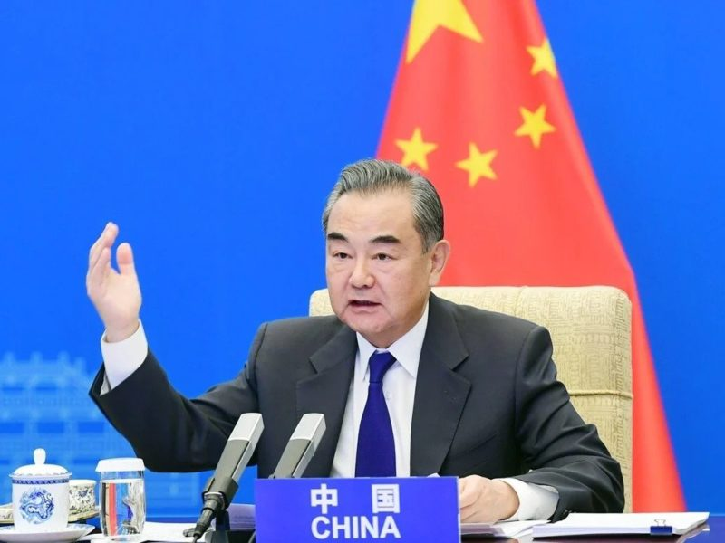 Wang Li Chine turkménistan Gaz Coopération