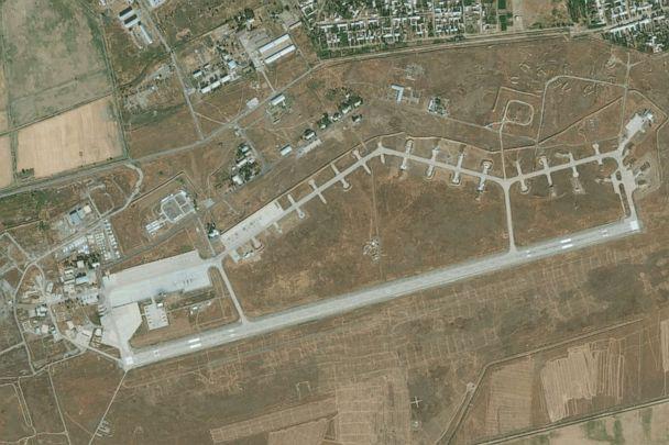 Base Militaire Aérienne Karchi Khanabad Ouzbékistan