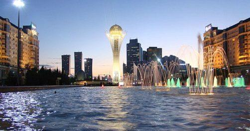 KazakhstanEconomieNoursoultan