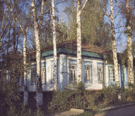 Karakol Kirghizstan
