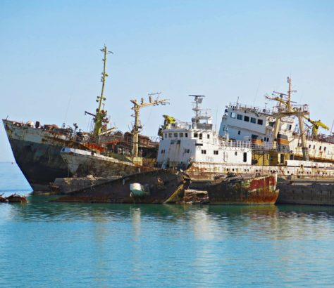 Flotte Krasnovodsk Turkmenbachi