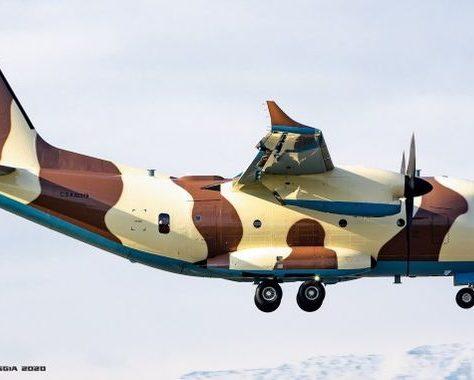 Turkménistan Italie C-27J Spartan avion transport militaire aéronef financement armement aviation