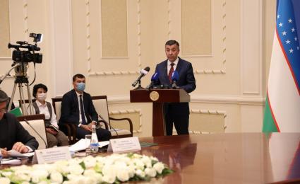 Ouzbékistan Election Présidentielle Nouveauté Commission électorale centrale Vote
