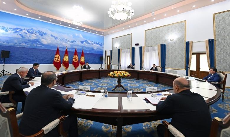 Kirghizstan Union économique Eurasiatique UEE Intégration Politique
