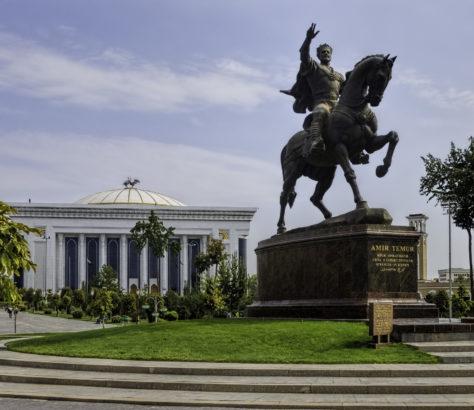 Ouzbékistan Kazakhstan Economie Concurrence Compétition Asie centrale
