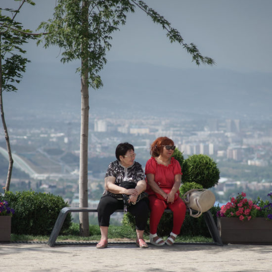 Pause soleil almaty kazakhstan femmes