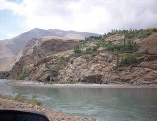 Tadjikistan Afghanistan Frontière Amou-Daria Talibans