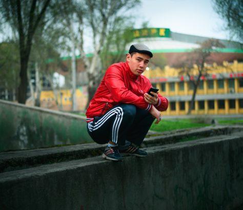homme bichkek kirghizstan