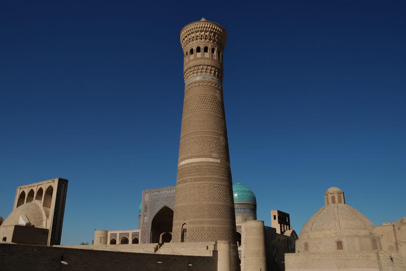 Photo du Jour, Ouzbékistan, Boukhara, Minaret, Religion