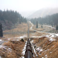 Asie centrale Environnement Kazakhstan Dzungar Alatau Réchauffement climatique Giec