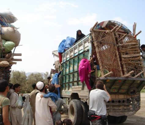 Afghanistan Réfugiés Union européenne Asie centrale Diplomatie