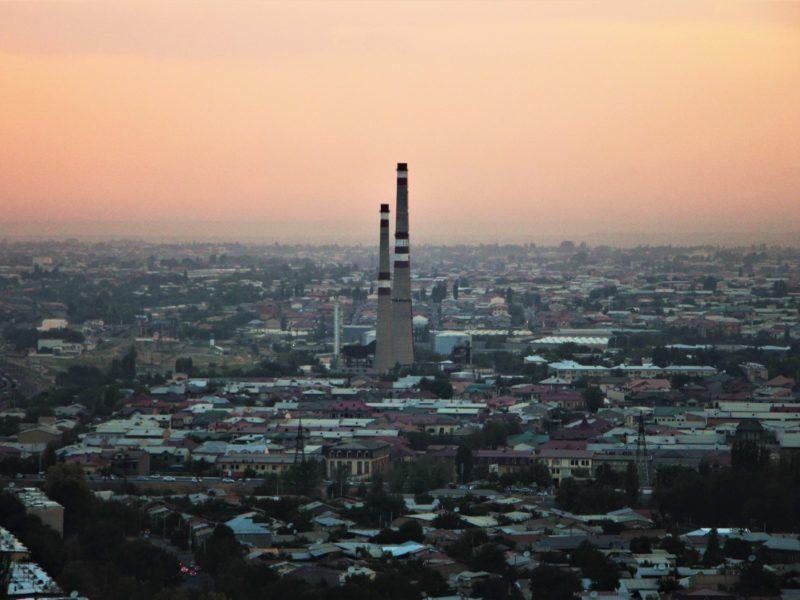 Tachkent Banlieu