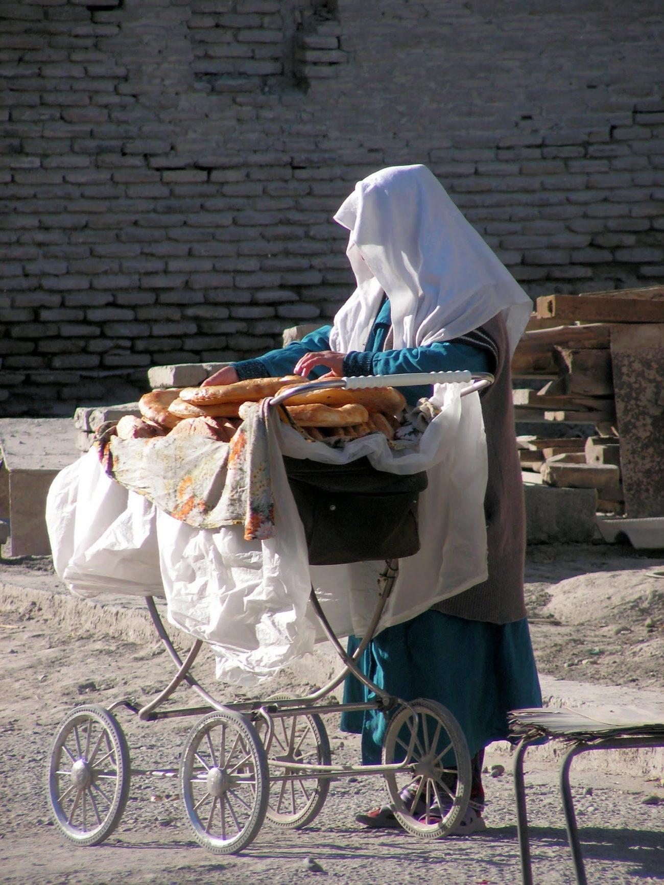 Boukhara Ouzbékistan