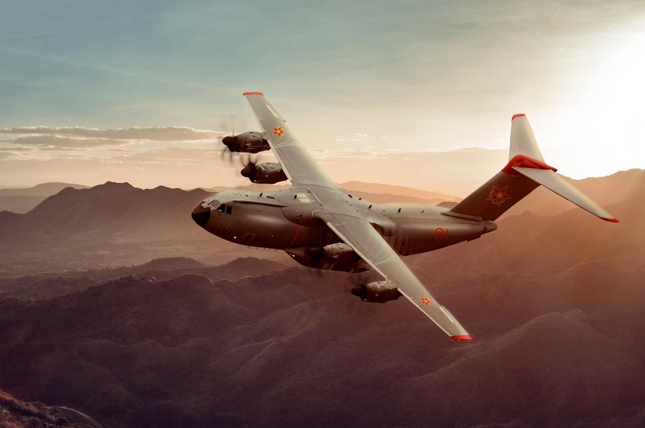 Airbus A400M Kazakhstan Vente Transport Militaire