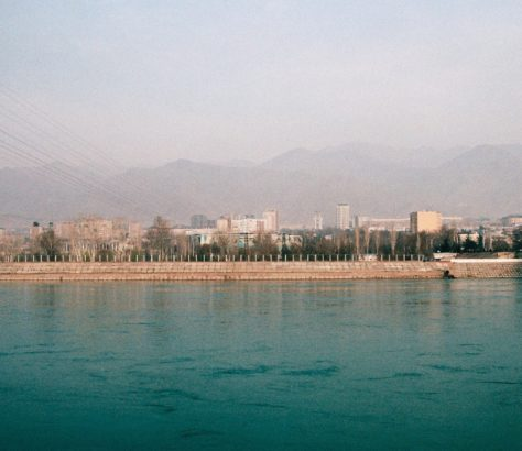 Syr-Daria Khoudjand Tadjikistan