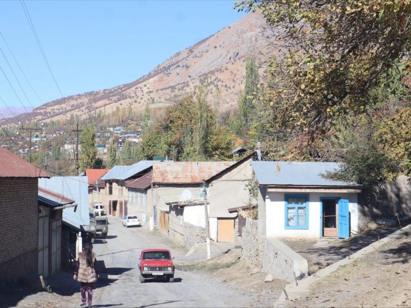 Election présidentielle Ouzbékistan Avis Reportage Chavkat Mirzioïev