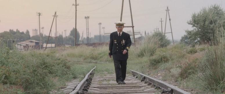 L'amiral Tchoumakov Kirghizstan Documentaire Laurier Fourniau Boris Vassilievitch Tchoumakov