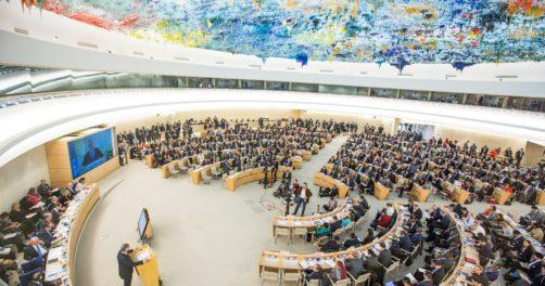 Conseil des droits de l'homme ONU Nations Unies Kazakhstan Election