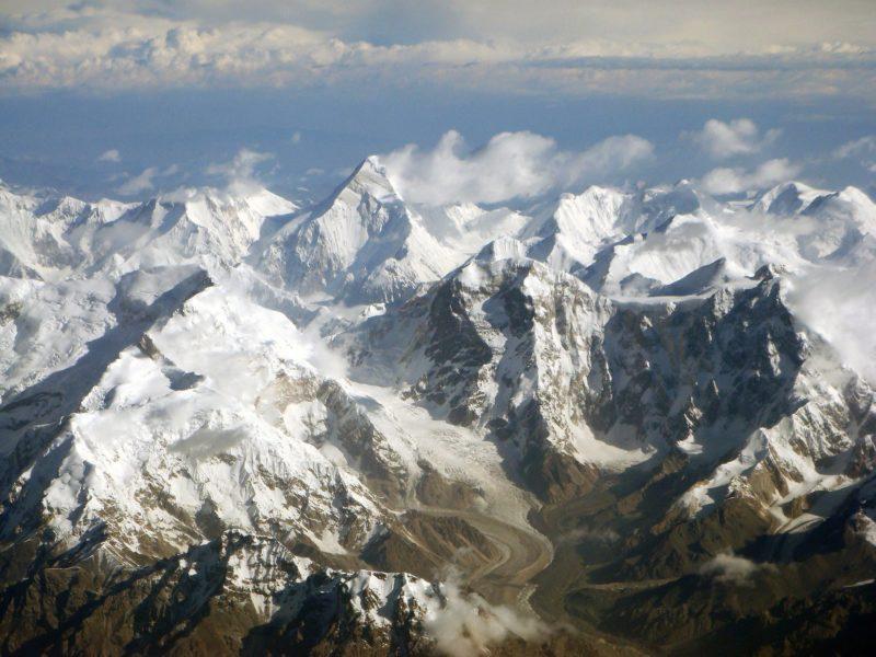 Tian Shan Réchauffement climatique Asie centrale Glacier Revue de Science Novastan