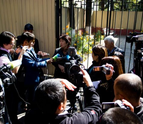 Presse indépendante Asie centrale Novastan France