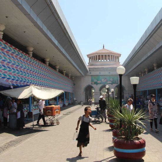 Plov Ouzbékistan Tchorsou Tachkent