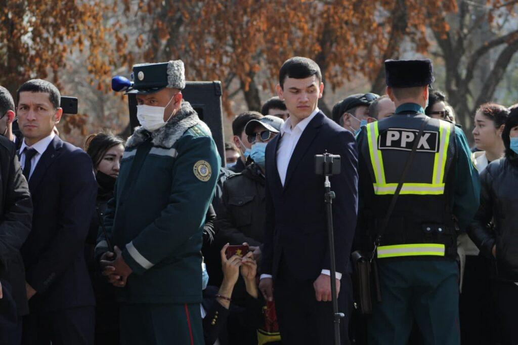 Ouzbékistan Tachkent Démocratie