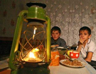 Tadjikistan Economie Electricité Energie