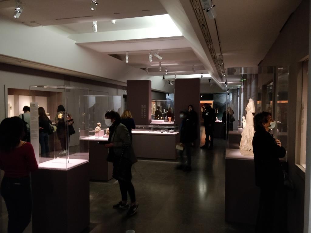 Musée Guimet Tadjikistan au pays des fleuves d'or Culture France Exposition