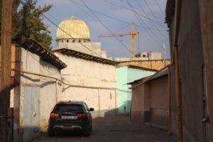 Tachkent Vieille Ville