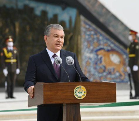 Chavkat Mirzioïev Président Ouzbékistan Election